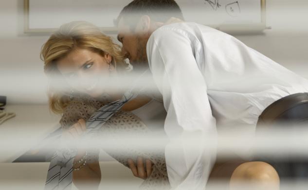 Sexy verhaal: Een spannende eerste werkdag