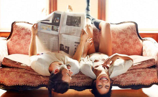 5 sex standjes perfect voor lazy days