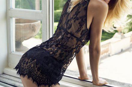 sexy pyjama nachtmode 1