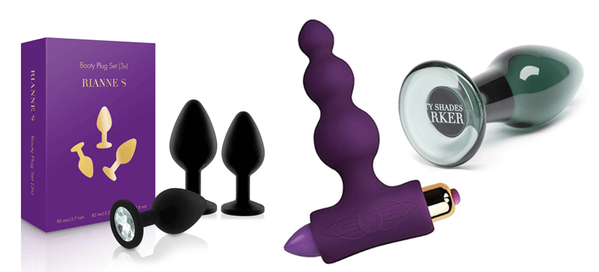 anale sextoys buttplug