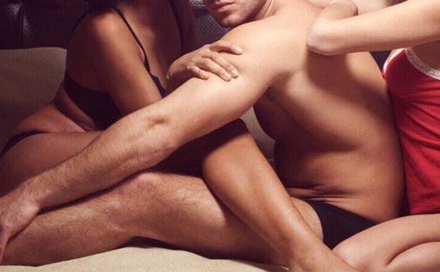 Sexy verhaal: Het afzakkertje