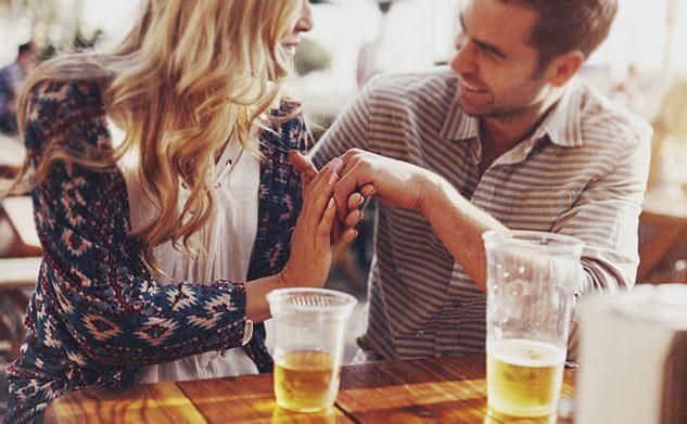 De Eerste Date #6: 'Het was zo gezellig dat we de tijd vergaten'