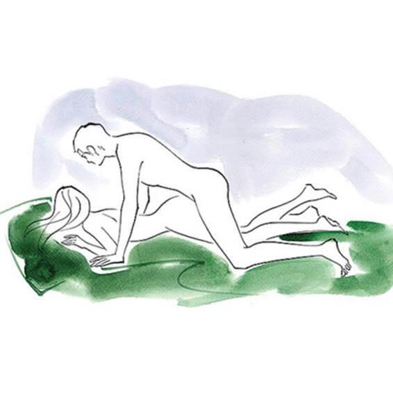 sex standjes voor onder de dekens 1