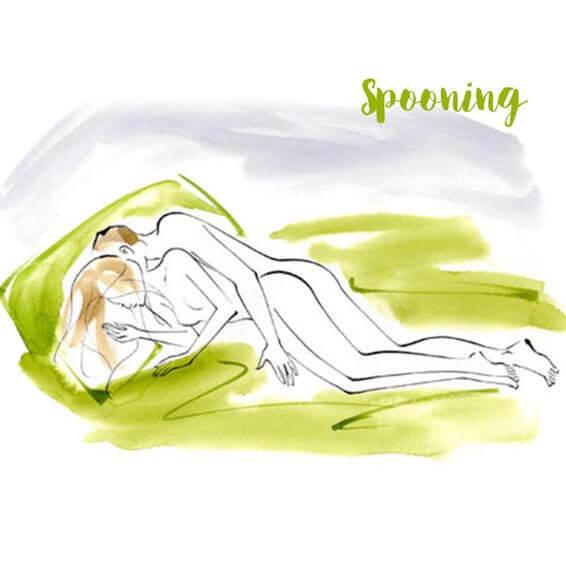 sex standjes voor onder de dekens 2