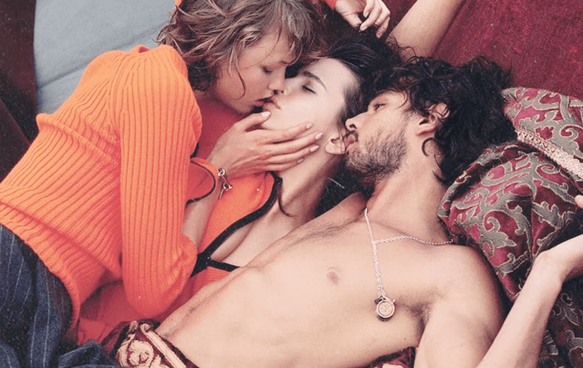 Millenial liefde #5: Het eerste triootje
