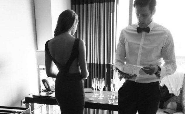 Sexy verhaal: Van het gala naar een privéfeestje