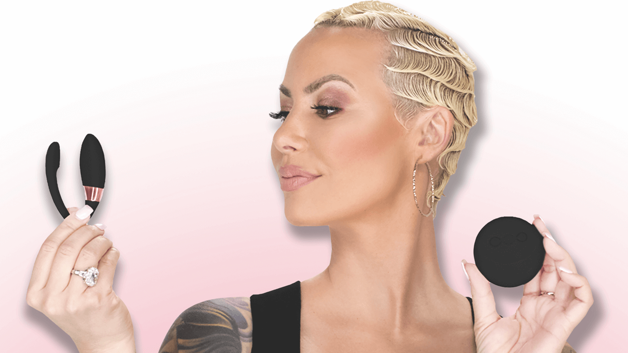It's WORLD TOY DAY! Win LELO's Amber Rose Tiani t.w.v. € 159