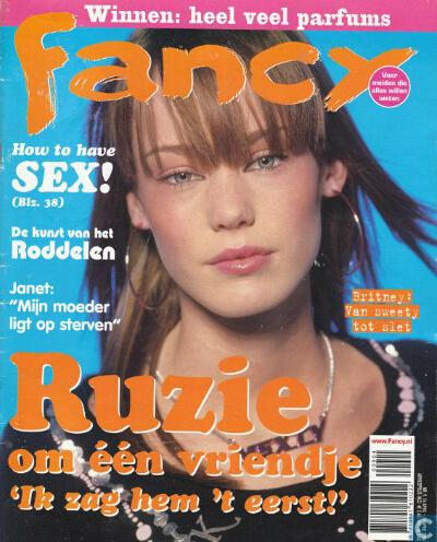 fancy tijdschrift sexrubriek