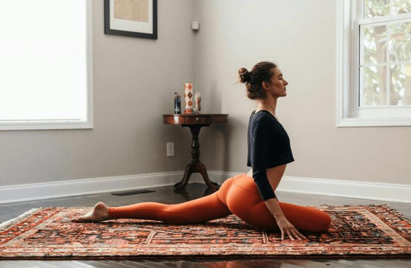 yogaoefeningen