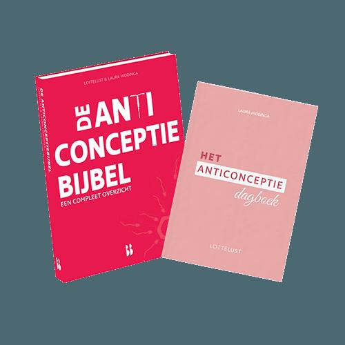 anticonceptiebijbel en dagboek